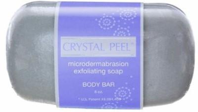 Crystal Peel Lavender Microdermabrasion Exfoliating Soap Body Bar