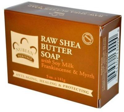 Nubian Heritage Bar Soap Raw Shea Butter
