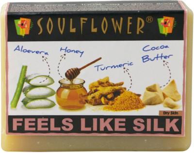 Soulflower Feels Like Silk Soap