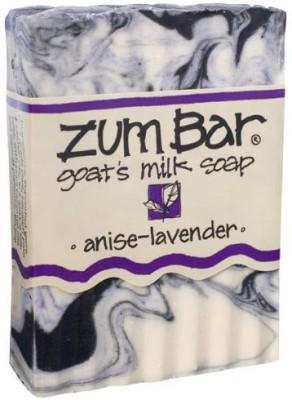 Indigo Wild : Zum Bar Goat's Milk Soap Anise & Lavender