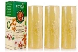 Biotique Almond Oil Soap (Set of 3)