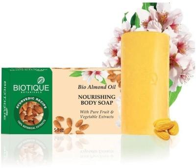 Biotique Bio Almond Oil Nourishing Body Soap