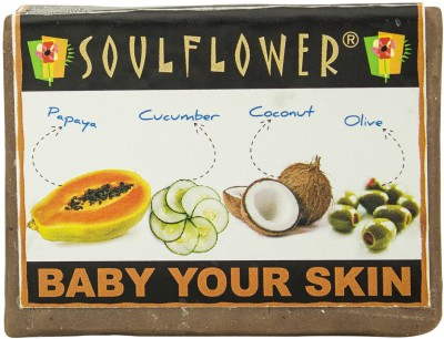 Soulflower Baby Your Skin Soap