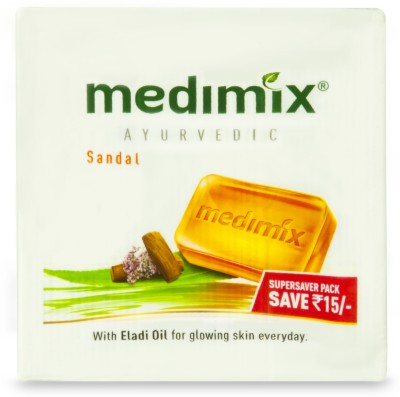 Medimix Sandal Soap 3*125 Gm