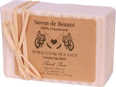 Saint Pure Tobacco & Sea Salt Luxury Spa Bath