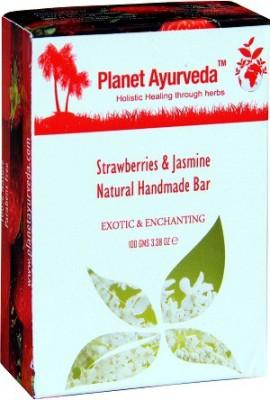 Planet Ayurveda Strawberries & Jasmine