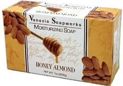 Honey Almond Venezia Soapworks Moisturizing Soap
