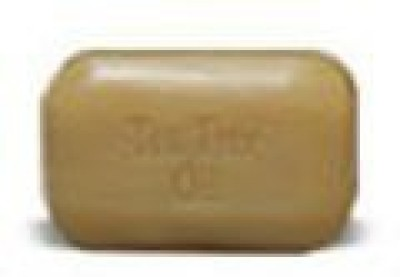 SOAP WORKS Tea Tree Soap Bar Brand: SoapWorks