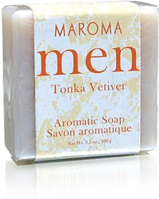 Maroma Men Soap Tonka Vetiver
