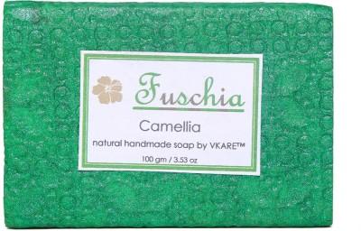 Fuschia Camellia