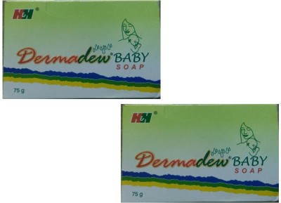 Hedge Hedge Dermadew Baby Soap 150 G Available At Flipkart