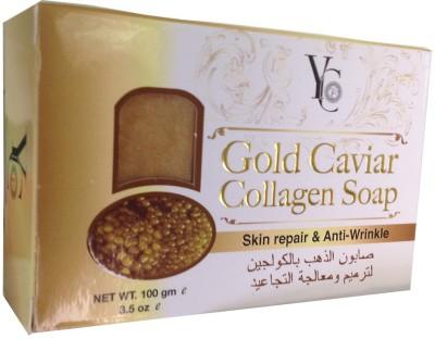 YC Gold Caviar Collagen Soap