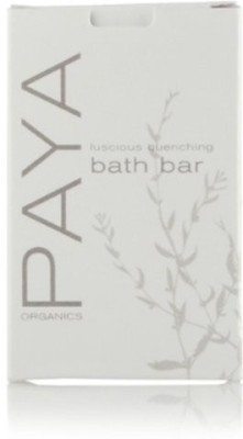 Paya Organics Luscious Quenching Bath soap with Orange Peel Lot of 16 each
