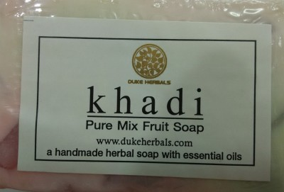 Dukeherbals Khadi Mix Fruit Soap