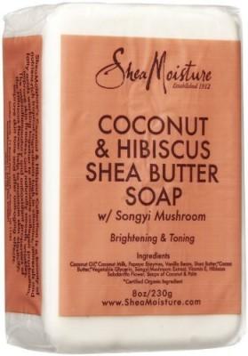 Shea Moisture Coconut Hibiscus Bar Soap(230 g)