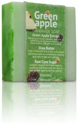 Nyassa Green Apple Handmade Premium Sugar Soap