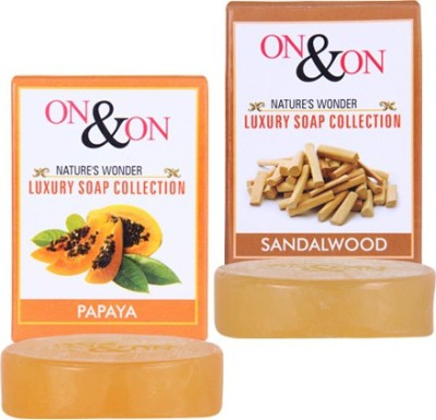 On & On Papaya Sandalwood Combo