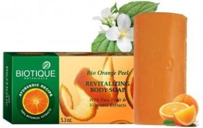 Biotique Orange Peel Pure Vegetable Cleanser