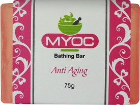 Myoc NEEM ,CHAMOMILE AND ALOE VERA OIL SOAP FOR ATHLETES FOOT AND JOCKS ITCH(75 g)