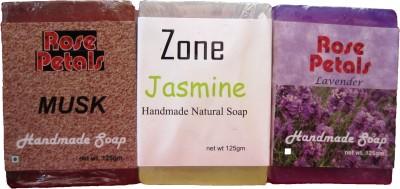 Anamis Handmade Soaps -Musk, Jasmine And Lavender