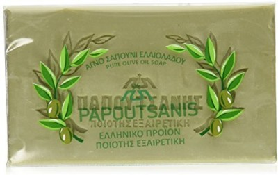 Papoutsanis Olive Oil Soap CASE(125 g)