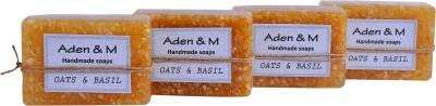 Aden & M Oats & Basil - Pack of 4