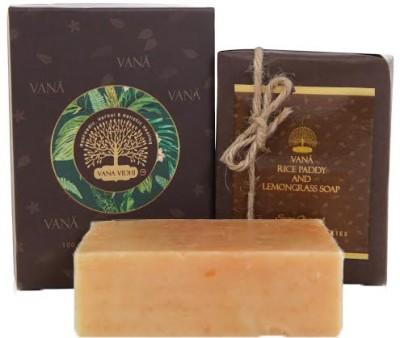 VANA VIDHI Rice Paddy & Thai Lemongrass Soap