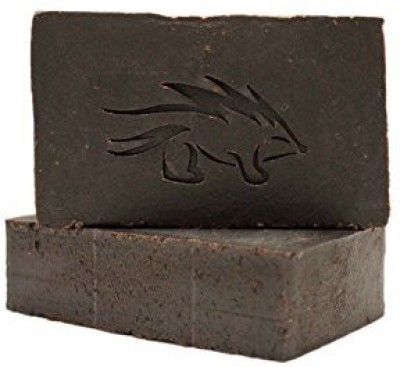 The Healthy Porcupine Pine Tar Soap 20%