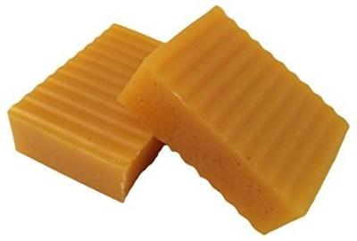 Ladybug Soap Company 2 Bars Natural Handmade Skin Lightening Soap for Acne Scars Age Spot Liver Spot Bar