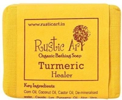 Rustic Art Turmeric Organic