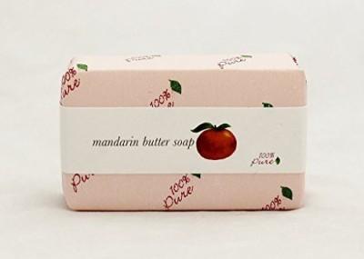 100% Pure Mandarin Butter Soap