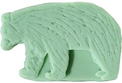 Fir Needle Soap Bear Shapped Shea Butter And Aloe, Balsam Fir Need Bath . Great Aromatherapy(113.36 g)