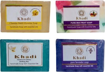 Khadi Handmade Organic Soaps