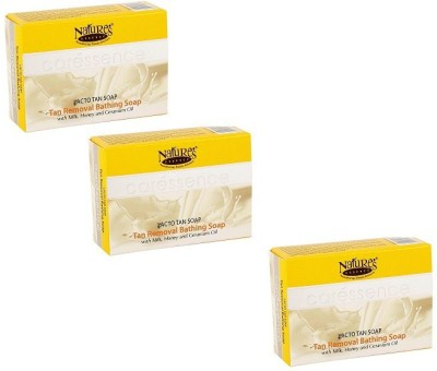 Natures Essence Lacto Tan Clear Fairness Soap