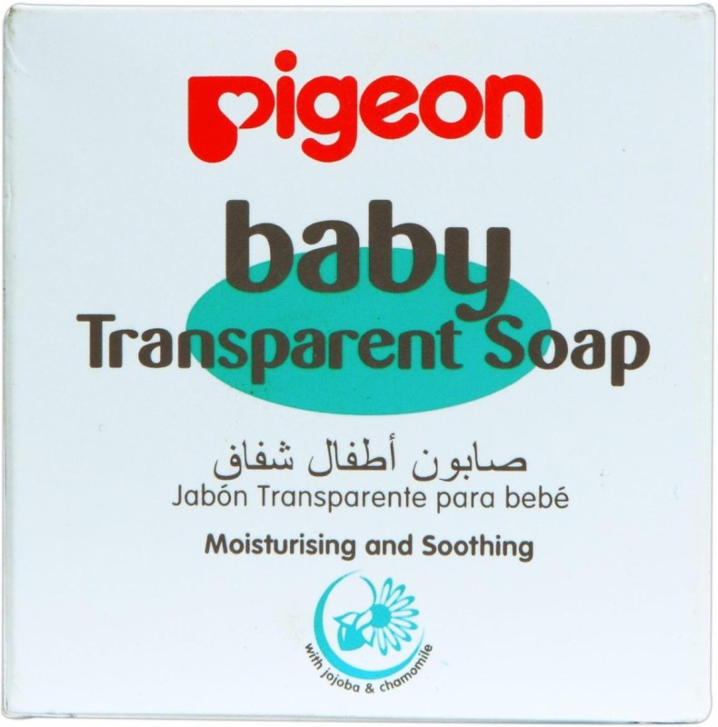 Pigeon Baby Transparent soap(80 g)