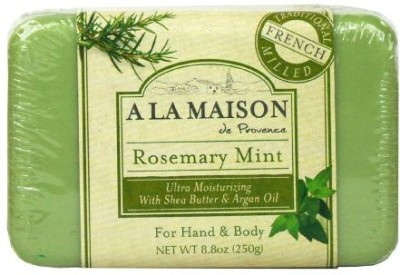A La Maison Solid Bar Soap Rosemary Mint(250 g)