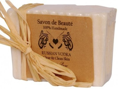 Saint Pure Russian Vodka Clear & Clean Skin Soap