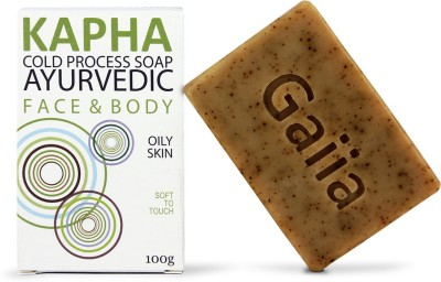 Gaiia KAPHA Cold Process Ayurvedic Soap for Oily Skin