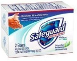 Safeguard Antibacterial Soap Bars (3 Pac...