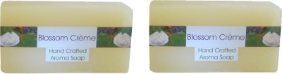 Spaanand Hand Crafted Blossom Creme Premium Soap(200 g)