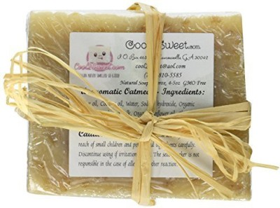 Cool 2 Sweet Soap All Natural Oatmeal Shea Butter Soap Gift Set Specialized For Sensitive Or Dry Skin