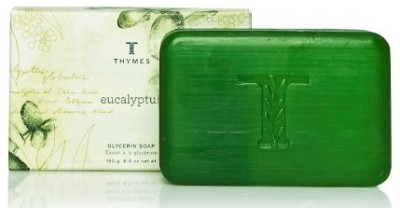 Thymes Glycerine Bar Soap Eucalyptus Bar