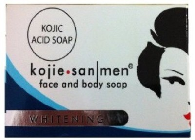 Kojie San Men Face and Body Whitening Soap