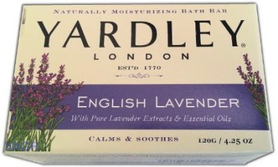 Yardley London English Lavender 4 Bar