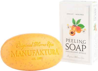 Manufaktura Herbal Spa Soap with Apricot and Almond Oil