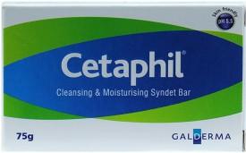 Cetaphil Cleansing & Moisturing Sydet Bar(75 g)