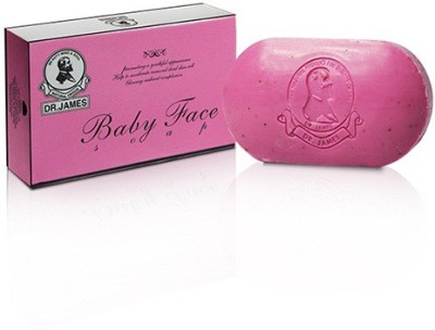 Dr James Baby Face Soap