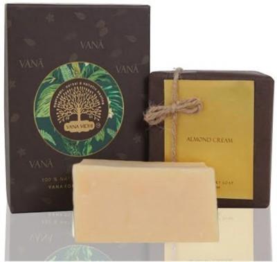 VANA VIDHI Luxurious Almond Cream Cleanser