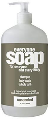 Everyone Bath Soap Unscented