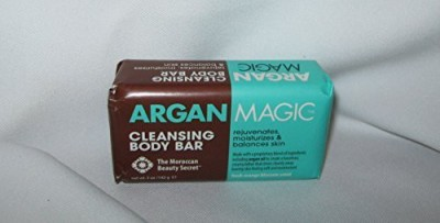 Argan Magic Cleansing Body Bar Soap
